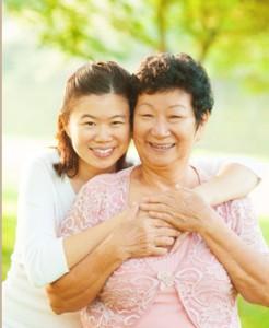 Caring Grandaughter