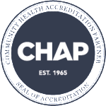 CHAP Provider Seal Color