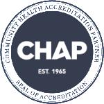 CHAP Provider Seal Color
