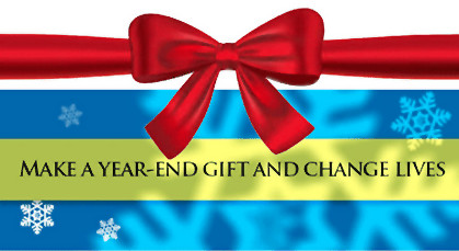 Make a year-end gift and change lives